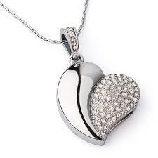 Флешка-сердце