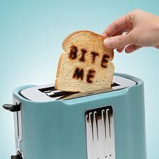 Прикольные тостеры