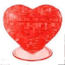 3D головоломка-сердце