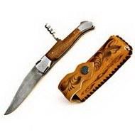 Охотничий номерной нож