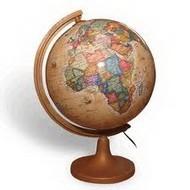 Подарочный глобус