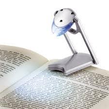 Светильник для чтения книг