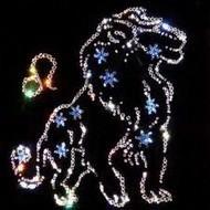 Картина из кристаллов знак зодиака