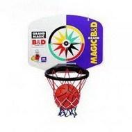 Кольцо для баскетбола и мяч