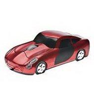 Лазерная мышь в форме автомобиля