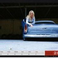 Настольный календарь эксклюзивные автомобили