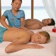 Тайский массаж на двоих