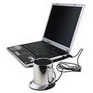 USB–подогреватель для кофе