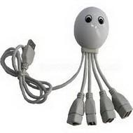 USB-хаб осьминог