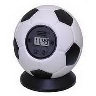 Будильник-футбольный мяч