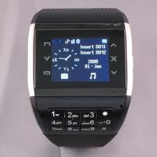 Часы-мобильный телефон