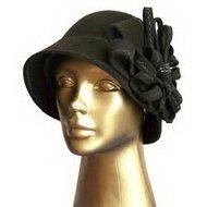Стильная дизайнерская шляпка