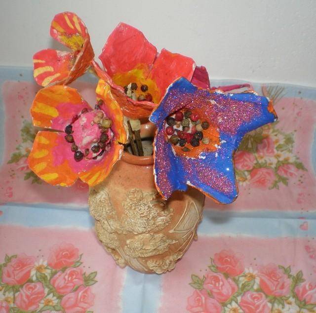 Цветы готовы