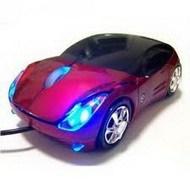 Компьютерная мышка-автомобиль