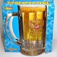 Кружка для пива с гербом