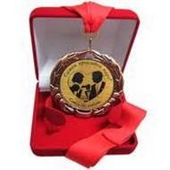 Медаль самой красивой паре