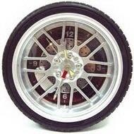 Настенные часы-колесо