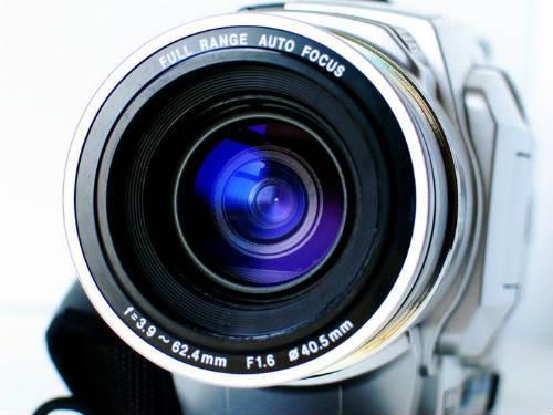 Объектив фотоаппарата