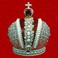 Графин корона российской империи