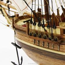 Модель корабля подарок