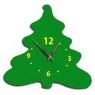 Часы-елочка