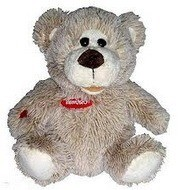 Игрушка медвежонок-повторюшка