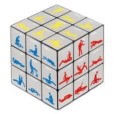 Кубик-рубик камасутра