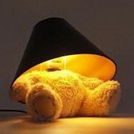 Лампа мишка тедди