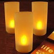 Ночник свеча