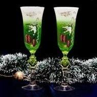 Набор новогодних бокалов