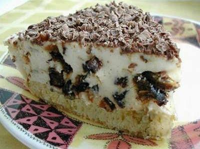 Торт Белое облако