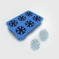 Формочки для льда снежинки