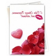 Именной календарь год любви