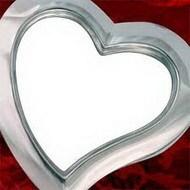 Рамка-сердце