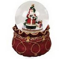 Сувенир стеклянный шар