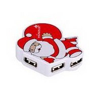 USB-хаб санта клаус