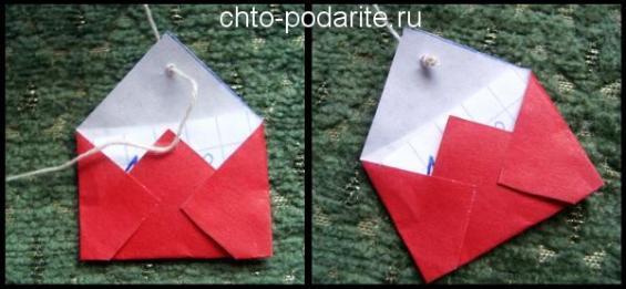Делаем конвертики
