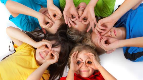 15 подвижных игр для детей школьного возраста
