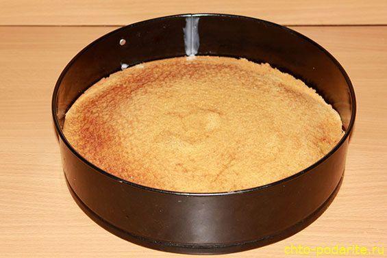 Приготовление трехслойного освежающего желейного ягодного торта, шаг 10