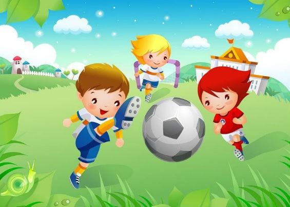 Футбольная вечеринка - идея для детского праздника