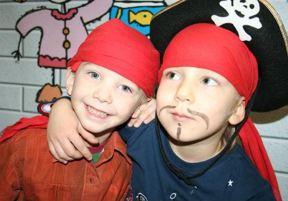Пиратская вечеринка - идея для детского праздника