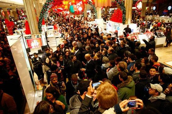 Рождественская распродажа