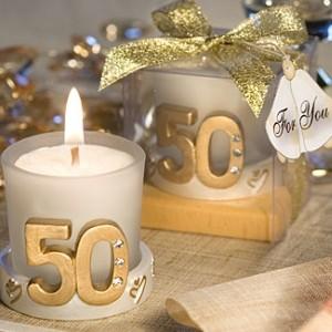 Свеча 50 лет