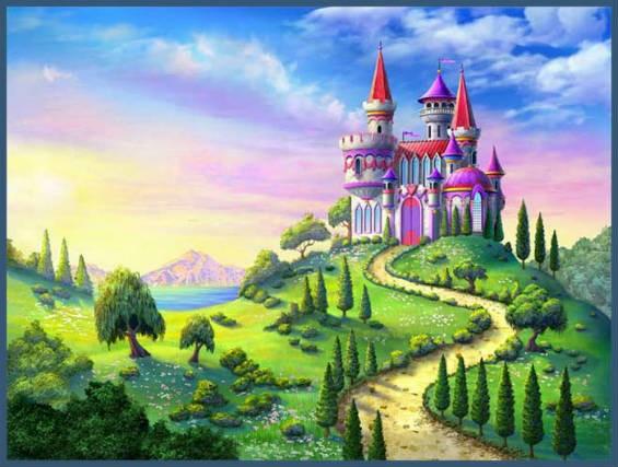 Сценарий праздника для детского сада «Волшебный замок»