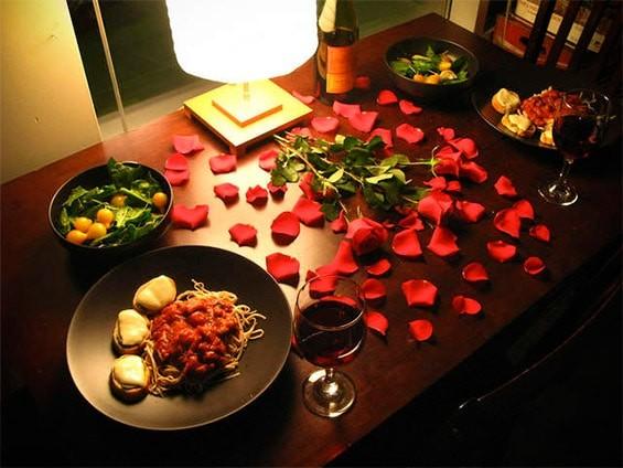 эротический ужин