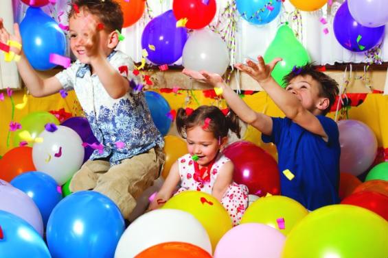 Как устроить вечеринку для детей?