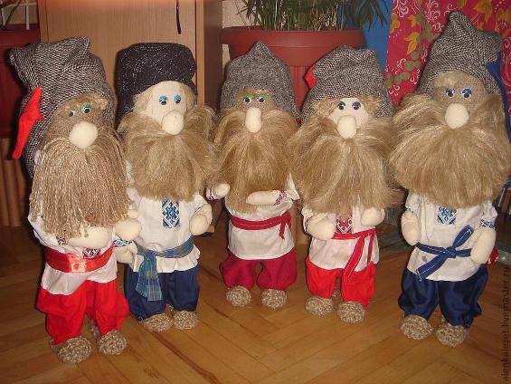 Куклы-домовые