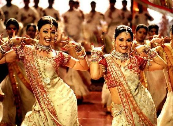 Вечеринка в индийском стиле