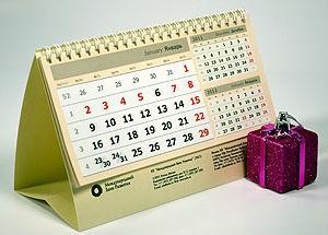 Можно ли дарить календарь?