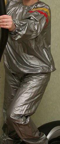 Костюм-сауна Exercise Suit